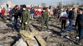 """إيران تعترف بإسقاط الطائرة الأوكرانية نتيجة """"خطأ بشري"""" وروحاني وظريف """"يعتذران"""""""