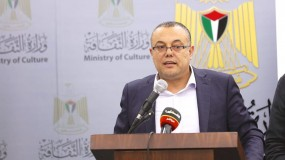 الوزير أبو سيف: انتفاضة الأقصى نقلة كفاحية في مسيرة النضال الفلسطيني