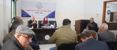 الاتحاد العام للكتّاب والأدباء الفلسطينين ينظم جلسة أدبية حول تجربة الروائي عون الله أبو صفية في غزة