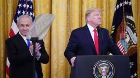مسؤول أمريكي يكشف تفاصيل جديدة بشأن مخطط الضم