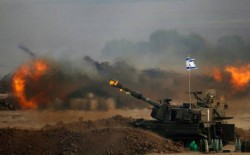 مدفعية الاحتلال تقصف نقاط ضبط ميدانية للمقاومة بقطاع غزة