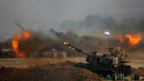 الاحتلال يَقصف شرقي بيت حانون