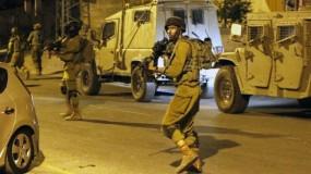 جيش الاحتلال يشن حملة اعتقالات بين المواطنين في الضفة والقدس