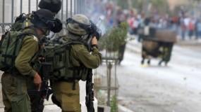 """اندلاع مواجهات مع قوات الاحتلال في """"العيسوية """" شمال القدس المحتلة"""
