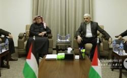 العمادي يصل إلى قطاع غزة الأسبوع المقبل لصرف المنحة القطرية