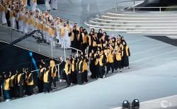 تنظيم النسخة الأولى من الألعاب الإماراتية للأولمبياد بمشاركة ودعم أكثر من 600 متطوع