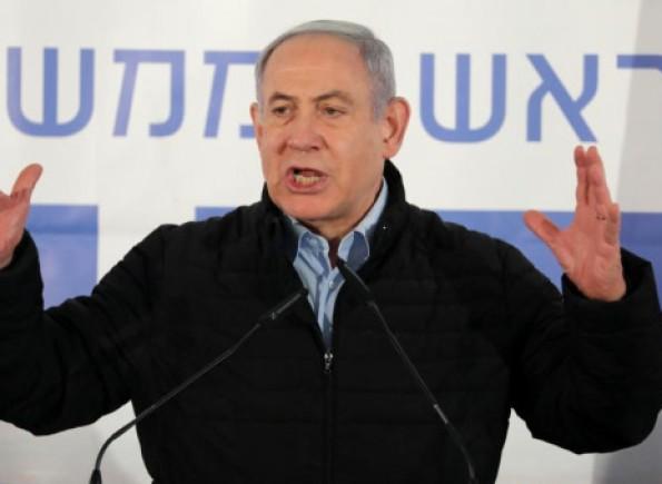 نتنياهو: الفلسطينيون أمامهم عشرة شروط حتى يحصلوا على كيانهم