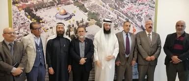 """وزارة الثقافة تختتم """"أيام القدس الثقافية"""" في البحرين"""