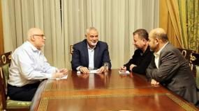 صحيفة: قيادة حماس تعمل من تركيا تنظيميا...واتجاه يدفع لعودة مشعل رئيسا لها
