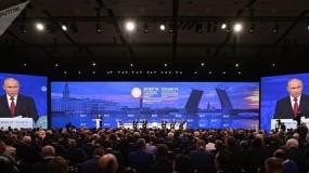"""روسيا تلغي منتدى بطرسبورغ الاقتصادي هذا العام بسبب """"كورونا"""""""