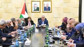 اشتية: قرار الضم الإسرائيلي يعكس برنامج الائتلاف الحكومي الإسرائيلي لتدمير إقامة دولتنا المستقلة