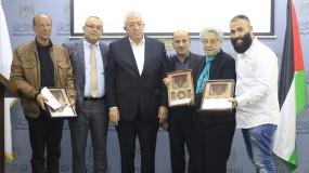 وزارة الثقافة تختتم فعاليات القدس عاصمة الثقافة الإسلامية 2019