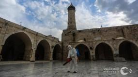 الأوقاف بغزة: إغلاق جميع مساجد القطاع اعتباراً من فجر الغد