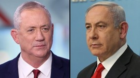 غانتس يهدد نتانياهو بمنعه من رئاسة الحكومة