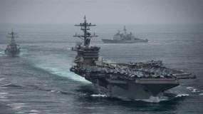 """كورونا يجبر البحرية الأمريكية على إخلاء حاملة الطائرات """"تيودور روزفلت"""""""