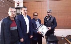 نقابة الصحفيين الفلسطينيين: توزع الملابس الواقية للمؤسسات الصحفية المحلية بالمحافظات الجنوبية