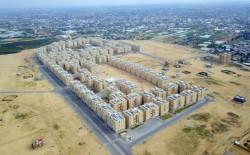 غزة: سكان مدينة حمد يستغيثون بالرئيس عباس لإعفائهم من الأقساط المتبقية