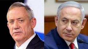 نتنياهو يدعو غانتس إلى عدم جر إسرائيل الى انتخابات جديدة