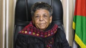 مريم أبو دقة: سنُقاوم الاستفراد بالمنظمة ومن راهن على غانتس واهم