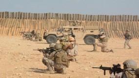 مقتل 21 إرهابيا في تبادل إطلاق نار مع قوات الأمن بشمال سيناء