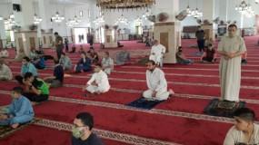 الأوقاف بغزة تُقرر إغلاق المساجد ووقف صلوات الجماعة