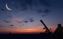 مرصد فلسطين الفلكي الخميس أول أيام عيد الفطر بالدول العربية والإسلامية