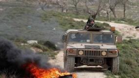 إصابات واعتقالات خلال مواجهات مع جيش الاحتلال في الضفة