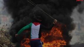 إصابات بمواجهات مع الاحتلال والمستوطنين