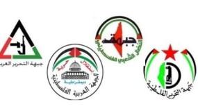 الإئتلاف الوطني الديمقراطي:منظمة التحرير الفلسطينية هي الممثل الشرعي والوحيد للشعب الفلسطيني ويجب المحافظة على مؤسساتها وتطويرها