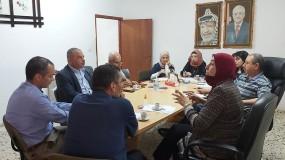 """طولكرم: وزارة الثقافة تنظم لقاءً ثقافياً حول """"دور المؤسسات الثقافية والإعلام في حماية الموروث الثقافي """""""