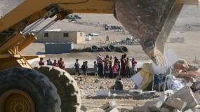 قرية فلسطينية هدمت 176 مرة!