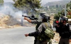 طولكرم: استشهاد عامل بعد استهدافه بقنابل الغاز من قبل جيش الاحتلال