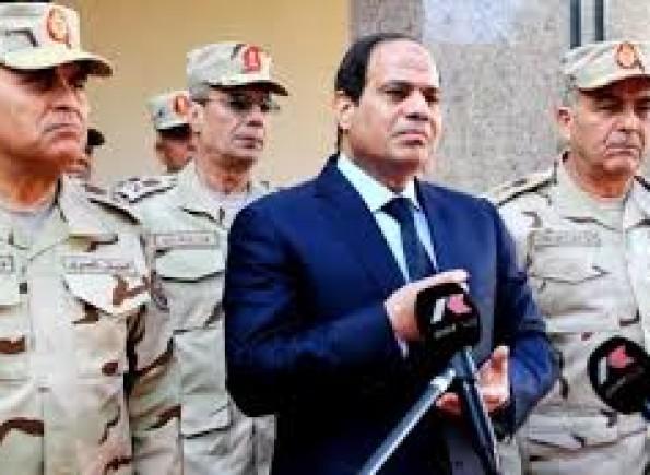 الرئيس السيسي يعلن إلغاء حالة الطوارئ في مصر