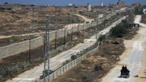 الاحتلال الإسرائيلي يكمل بناء الجدار التحت أرضي على حدود قطاع غزة