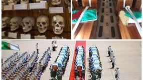 الجزائر تستعيد جماجم 24 مقاوماً ضد الاستعمار الفرنسي بعد 170 عاماً