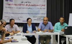 المطالبة بإشراك النساء والشباب في جهود مواجهة وباء كورونا وتداعياته وإنقاذهم من الفقر والبطالة