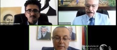 أبو سيف يطلق ملتقى فلسطين الثالث للرواية العربية عبر الإنترنت