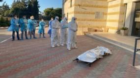 وفاتان و869 إصابة جديدة بفيروس (كورونا) في قطاع غزة