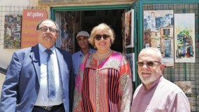 جاليري بانوراما عمان ٠٠ قصة تخبر عن سحر الشرق ودفء عمان
