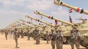 البرلمان المصري يفوض القوات المسلحة بالتدخل العسكري