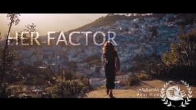 """الفيلم الاردني """" Her Factor """"دورها""""..للمخرج"""" راندي عباسي""""..يفوز في مسابقة دولية"""