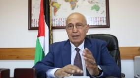 شعث: تجربة الصين بمواجهة (كورونا) الجديد مصدر إلهام لفلسطين والعالم