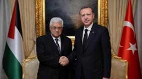 اتصال هاتفي بين الرئيسين عباس وأردوغان بشأن الحوار مع حماس ومراقبة الانتخابات