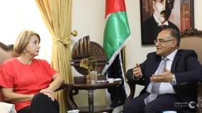 وزارة الثقافة الأردنية وحساب الخير يدرسان تقديم دعم للمتضررين في قطاع الثقافة والفنون