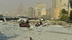 أكثر من 100 قتيل ونحو 4000 جريح بانفجار بيروت وإعلان حالة الطوارئ لأسبوعين