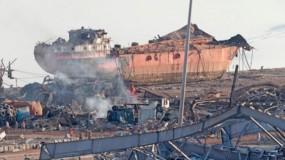 السفينة التي حملت نترات الأمونيوم إلى بيروت قبل ست سنوات؟