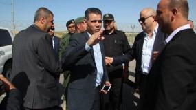 الوفد الأمني المصري يعود إلى قطاع غزة لاستكمال مشاورات التهدئة