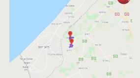 صافرات الإنذار تدوي في غلاف غزة وأنباء عن إطلاق صاروخ