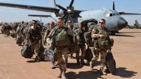 قوات التحالف بقيادة أمريكا تنسحب من قاعدة التاجي العراقية