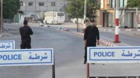 حظر التجول في محافظات قطاع غزة يتواصل لليوم السادس ..وزارة الصحة الحالة الوبائية بإزدياد